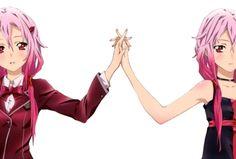 Good anime wallpaper from Guilty Crown uploaded by sanada - Inori Yuzuriha Pink Hair, Red Hair, Guilty Crown Wallpapers, Hair Plopping, Crown Images, Inori Yuzuriha, Manga Cute, Simple Backgrounds, Desktop Backgrounds