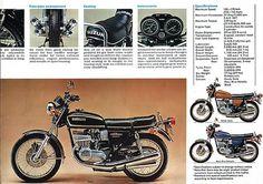 1976 Suzuki GT380 UKsales | Denise & Rick | Flickr