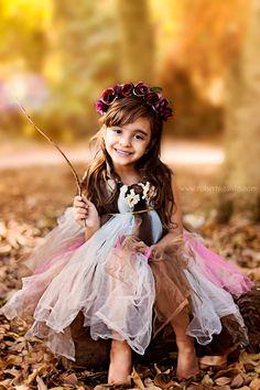 Ensaio Fotografico infantil de Fadas | Roberta Guido