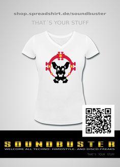 tier, kuh, shirt, design, fashion, style, stuff, surreal, shirtprint, label,