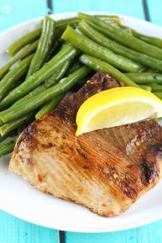 The Stay At Home Chef: Grilled Thresher Shark Filet Recipes, Meat Recipes, Seafood Recipes, Cooking Recipes, Healthy Recipes, Healthy Meals, Delicious Recipes, Dinner Recipes, Shark Meat Recipe