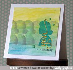 Notable Nest: Winnie & Walter - The Write Stuff: Leave it to Mom  #winniewalter