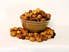 1 Pound Yellow and Brown Putka Pods, unscented, Potpourri, mini pumpkins, bowl filler, dried botanical, fall decor, Bulk Putka Pods by thecountrysignshop on Etsy