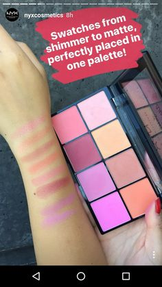 New NYX Products Now Available | The Budget Beauty Blog