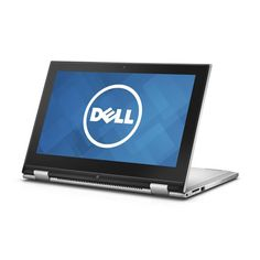"2016 Newest Dell Inspiron 11.6"" Touchscreen 2-in-1 Laptop PC Intel Pentium Dual Core Processor 4GB RAM 500GB HDD"
