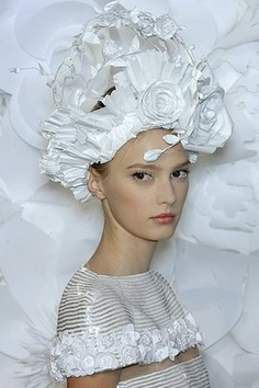 Paper couture - Chanel