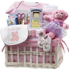 baby shower gift ideas | Baby gift baskets Guide | Baby Shower Ideas For Girls