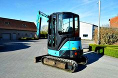 Machinery Equipment (The Ideal 1 Tonne Excavator) #Excavators http://machinery-equipment.tumblr.com/post/88269450227/the-ideal-1-tonne-excavator