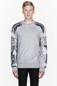 Black Cotton Pullover