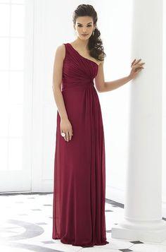 ???   After Six 6651 Bridesmaid Dress | Weddington Way | color burgundy