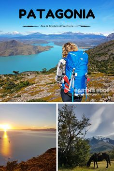 Jam & Rosie's Patagonia Adventure - Adventure Travel Company & Small Group Tours — Earth's Edge Small Group Tours, Small Groups, Adventure Travel Companies, In Patagonia, I Love My Wife, Trekking, Earth, Hiking