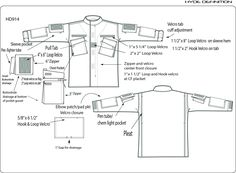 bdu sewing patterns - Google Search