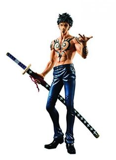 Portrait.Of.Pirates One Piece LIMITED Trafalgar Low Ver Ver.2.5 Figure megahouse #megahouse