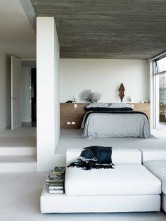 grey wood ceiling