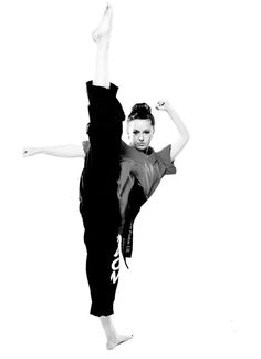 Grace Bruce #kick #martialarts #martialartists