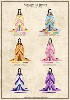 Kasane no Irome - Color Layering is Magic by Hanami-Mai on DeviantArt
