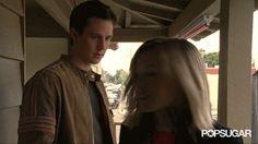 Logan and Veronica Mars GIFs