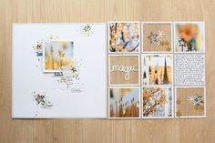 Journal of Curious Things: 9th December: Scrapbooking Christmas Lomography Photographs