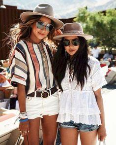 Look boho chic casual, Estilo Boho Chic, Look Boho Chic, Boho Fashion, Autumn Fashion, Fashion Outfits, Womens Fashion, Fashion Trends, Desert Fashion, Street Fashion