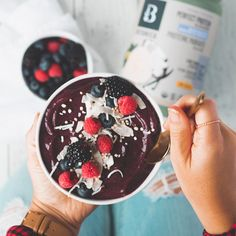 Brain Boosting Berry Smoothie Protein Blend, Protein Pack, Plant Protein, Sugar Free Vegan, Dairy Free, Organic Quinoa, Organic Plants, Vanilla Flavoring, Healthy Fats