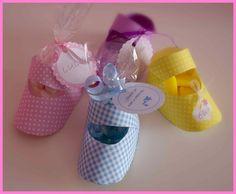 Idea para souvenir/decoración de Nacimientos, Baby Shower o Bautizos.   Hazlo Especial
