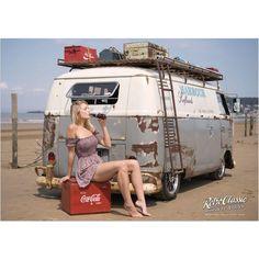 Custom VANS natural BABES & other bad ass transportation. Volkswagen Transporter, Volkswagen Bus, Vw T1, Vw Caravan, Bus Camper, Vw Camping, Motorcycle Camping, Vans Vw, Combi Ww