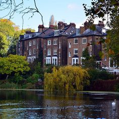 Hampstead Walk | For stellar views, gorgeous estates, and swimming head for a stroll through Hampstead Heath. The circular walk will take you across the heath, with a possible extension to toward Highgate Village for the perfect green escape from the city streets.