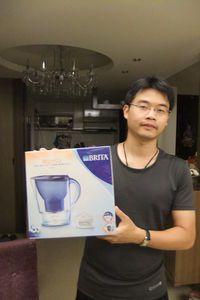 德國Brita 馬利拉型濾水壺2.4L【藍色】,得標價格39元,最後贏家Petrick: 家裡剛好需要一個,東西很不錯..謝謝快標網^^