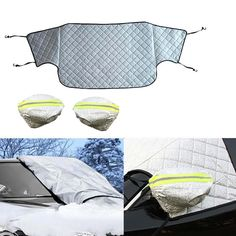 PEUGEOT 3008 09-ON HEAVY DUTY WINDSCREEN COVER ICE SNOW PROTECTOR