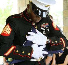Semper Fidelis  (Always Faithful)  - Thank God for the US Marines