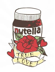 Nutella: true love