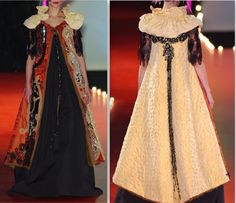 2001 Christian Lacroix - haute couture - Fall