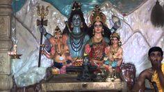 Ekadasa Vara Nitya Rudrabhishekam 17th February 2014