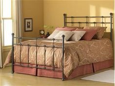 Dexter Bed with Frame