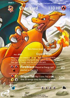Pokemon Cards Charizard, Fake Pokemon Cards, Lego Pokemon, Deadpool Pikachu, Play Pokemon, Hero Wallpaper, Custom Cards, Pokémon Cards, Ash Ketchum