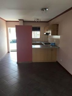 Kleine Kuppe  near Metro, near Grove  Safe & secure complex.  Open plan kitchen / lounge, 2 bedrooms, 1 bathroom, single garage, approved plans for a braai area, interlocked yard. Pets only with permission from body corporate.  Lease agreement in place for a year, N$ 8,000 per month. Levy N$