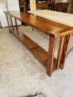 Weekend Projects, Entryway Tables, Dining Table, Sofa, Rustic, Furniture, Home Decor, Country Primitive, Settee