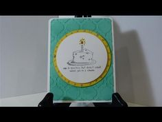▶ Giggle Greetings Cards using the new Stampin Up set - YouTube