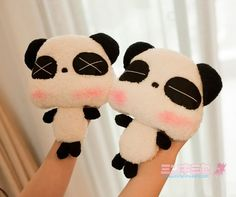 kawaii+toys | Kawaii Panda Plush Toy - MinkyShop