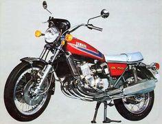 Yamaha GL750