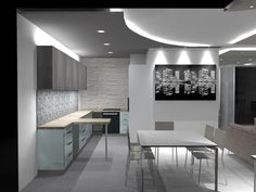 With help from our professional lighting designers, your kitchen will look bright and impressive!