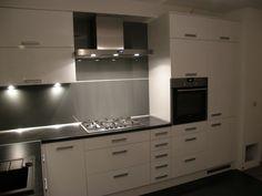 Meble kuchenne - realizacja FILMAR meble www.filmarmeble.pl   #meblekuchenne #kuchnia #nawymiar #oswietlenie