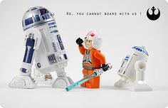 Head-strong ! (well, it's a droid...) by Artamir , via Flickr
