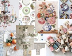 botanical print by Maria Sibylla Merian - other images Veranda - The College Housewife - September Wild Flowers - Studio Ditte - Kathy Kuo - Carta Flower Studio, Flower Art, Anthropologie Rug, Sibylla Merian, Cole And Son, Color Harmony, Housewife, Botanical Prints, Pastel Colors