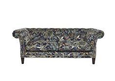 Aruba 2 Seater Fabric Sofa