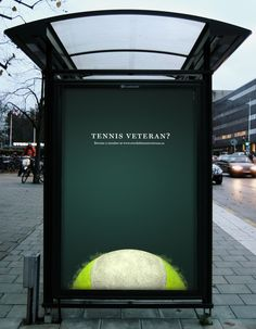 I hope to be a tennis veteran one day.