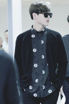 Suho's style wow
