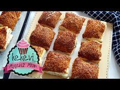 Peynirli Susamlı Çıtır Milföy Börek / Ayşenur Altan Yemek Tarifleri - YouTube