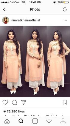 combination with dark pink colour punjabi suits Pakistani Dresses, Indian Dresses, Indian Outfits, Punjabi Suits Designer Boutique, Indian Designer Suits, Patiala Suit Designs, Kurti Designs Party Wear, Indian Attire, Indian Suits Punjabi