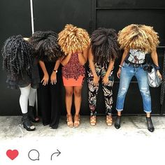 #hairgoal #friends Glorious line goal! Tag your friends who have amazing natural hair!#repost from stunner @bwatuwant #naturalhair #naturalhairgoal #teamnatural #curlyhair #curlyfriends #friends #tagfriends #tag #share #beautiful...